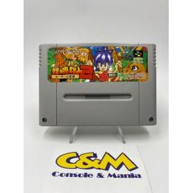 JOE E MAC 2  IN -Tatakae Genshijin 2 Super Famicom Jap USATO