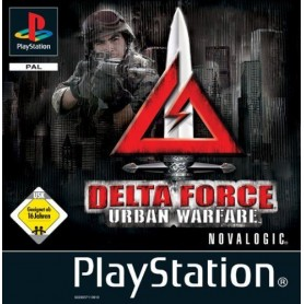 DELTA FORCE (pal/import) PSX USATO