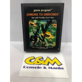 DEMONS TO DIAMONDS ATARI 2600 USATO