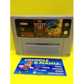 DESERT STRIKE S.Nintendo PAL USATO