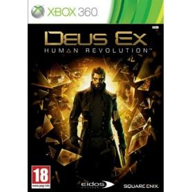 Deus Ex : human Revolution X360