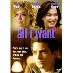 All I Want (solo disco) DVD USATO