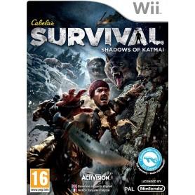 Cabela's Survival: Shadows of Katmai WII USATO