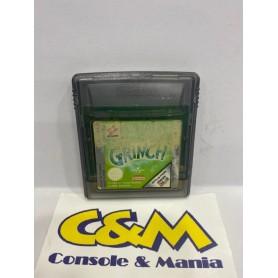 GRINCH (solo card) Nintendo GAME BOY USATO