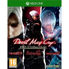 Devil May Cry HD Collection XONE