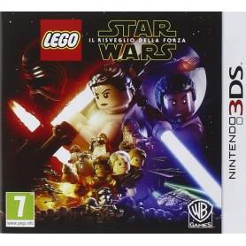 Lego Star Wars: Il Risveglio della Forza 3DS USATO