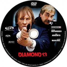 Diamond 13 (solo disco) DVD USATO