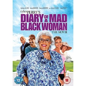 Diary of a Mad Black Woman (solo disco) DVD USATO