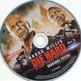 DIE HARD (solo disco) Bluray USATO