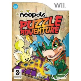 Neo Pets Motion WII USATO