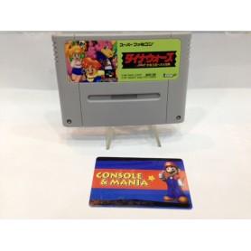 DINO WARS S.Nintendo jap USATO