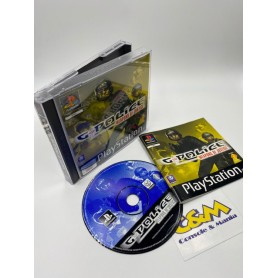 G-Police: Weapons of Justice (pal) PlayStation USATO