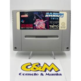 Darius Twin  -Super Nintendo (pal) USATO