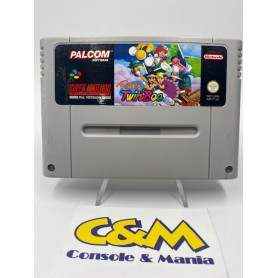 Pop'n TwinBee-Super Nintendo (pal) USATO