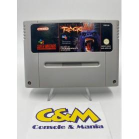 PRIMAL RAGE -Super Nintendo (pal) USATO