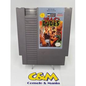 BAD DUDES Nintendo NES (ITA) USATO