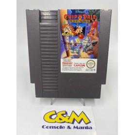 Chip'n Dale Nintendo NES (ITA) USATO