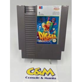 Digger T.Rock Nintendo NES (ITA) USATO