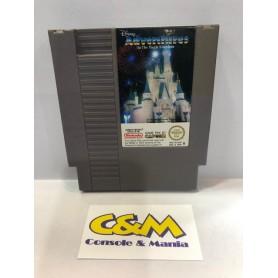 DISNEY Adventures in the Magic Kingdom Nintendo NES pal USATO