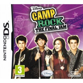DISNEY CAMP ROCK DS USATO