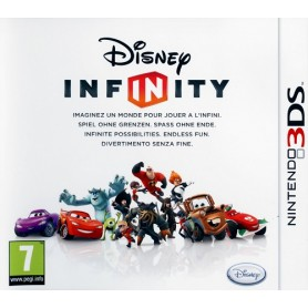 DISNEY INFINITY + Accessori 3DS -USATO
