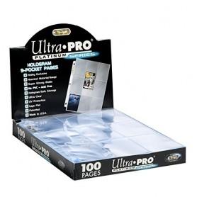 ULTRA PRO Platinum Seriespagina 11 fori, 9 tasche per album (1pz)