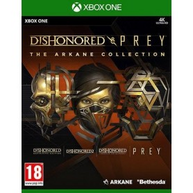 Dishonored and Prey: The Arkane Collect. XONE/SX