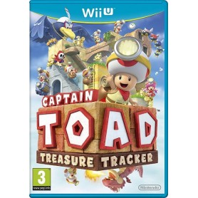 Captain Toad: Treasure Tracker WIIU USATO