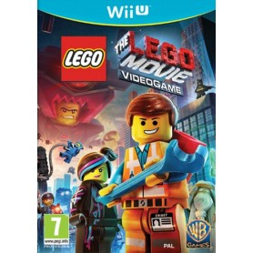 Lego Movie WIIU USATO