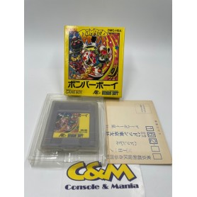 Bomber Boy (Bomberman) Nintendo GAME BOY JAP USATO
