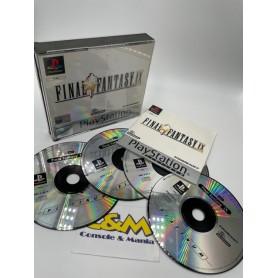 FINAL FANTASY IX (pal) PlayStation USATO