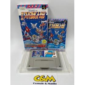 Super Robot Wars S.Famicom Jap USATO