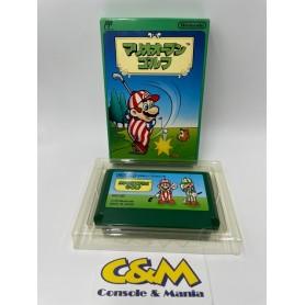 Mario Open Golf Nintendo Famicom USATO