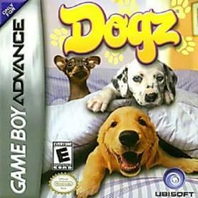 Dogz (solo card) GBA USATO