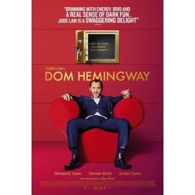 Dom Hemingway (solo disco) DVD USATO