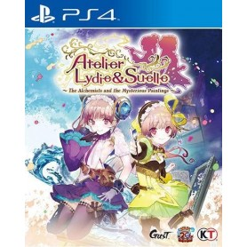Atelier Lydie & Suelle PS4
