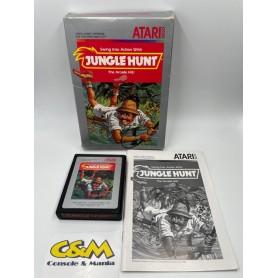 Jungle Hunt ATARI 2600 USATO