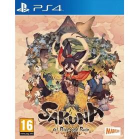 Sakuna Of Rice and Ruin PS4