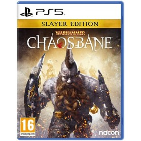 Warhammer Chaosbane Slayer Edition PS5