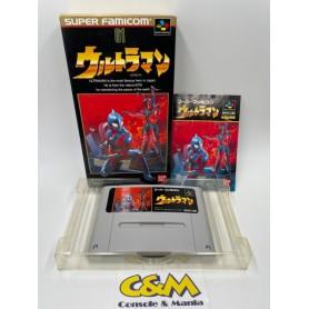 Ultraman Super Famicom Jap USATO