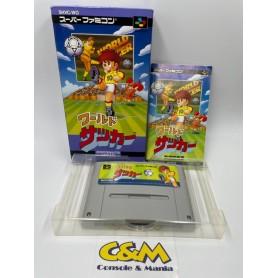 World SOCCER Super Famicom Jap USATO