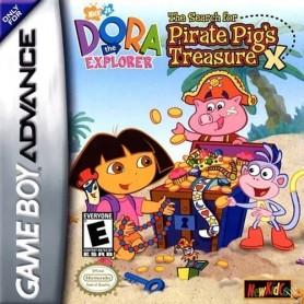 Dora The Explorer (solo card) Nintendo GBA USATO