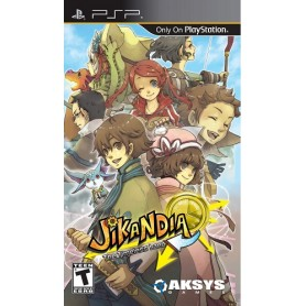Jikandia: The Timeless Land PSP
