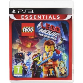 LEGO Movie: The Videogame PS3