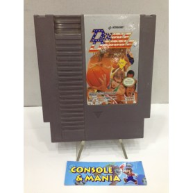 DOUBLE DRIBBLE Nintendo NES  import USATO