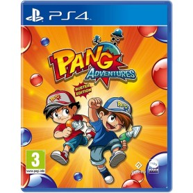 Pang Adventures Buster Edition PS4