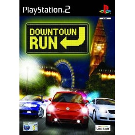 DOWNTOWN RUN  PS2 - USATO