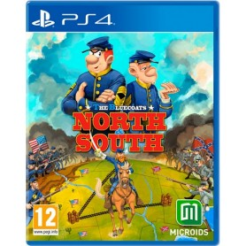 The Bluecoats: North & South PS4