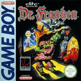 Dr. Franken +Istruz. (solo card) Nintendo GAME BOY USATO