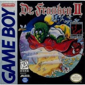 Dr. Franken II (solo card) Nintendo GAME BOY USATO